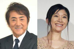 離婚を発表した市村正親(左、撮影・兼松康)と篠原涼子(右、撮影・栗原千恵子)