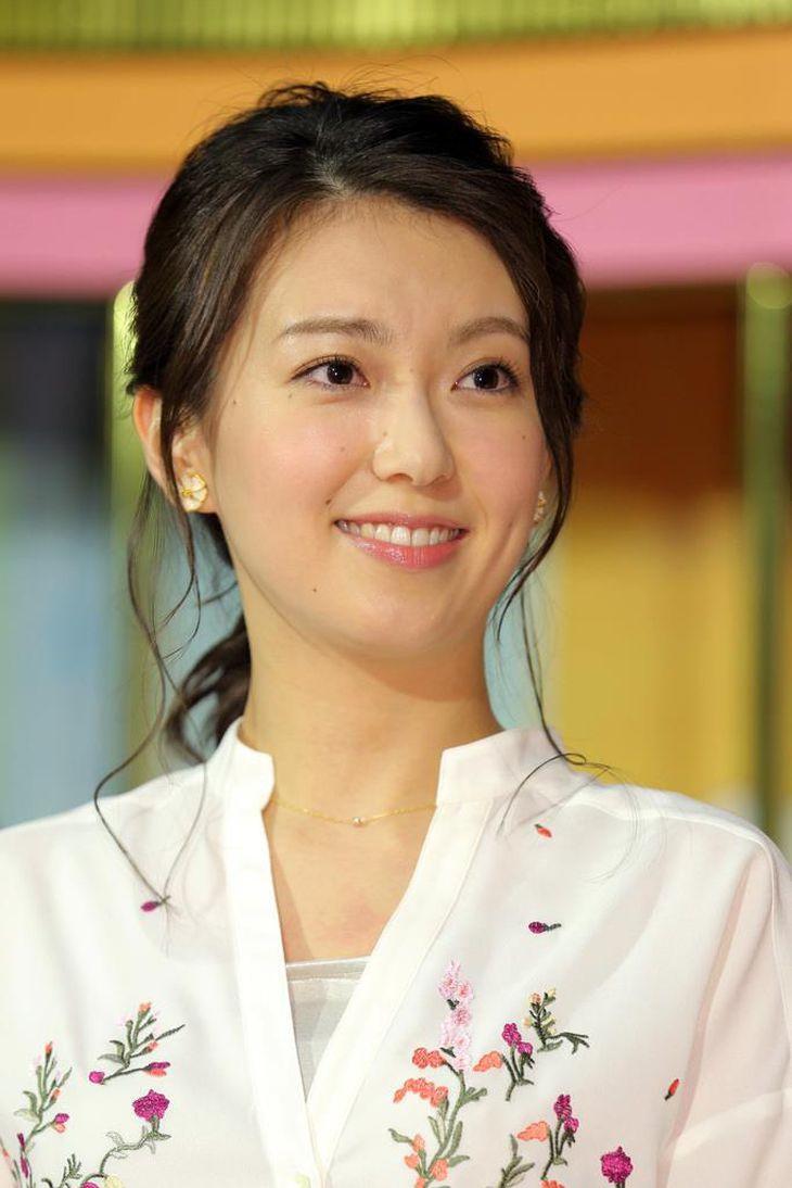 NHKアナウンサーの和久田麻由子さん(撮影・蔵賢斗)