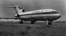 日航「よど号」の機体