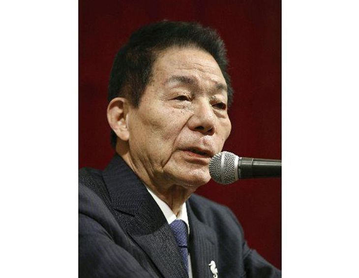 古賀誠・自民党元幹事長