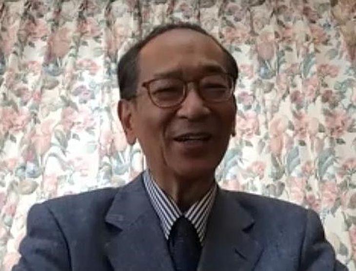 北川正恭・早稲田大学名誉教授