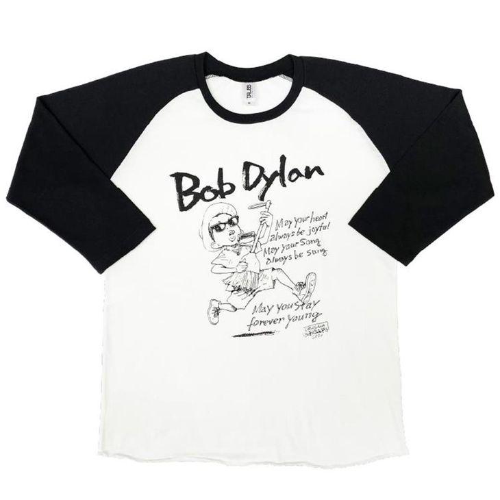 ウドー音楽事務所がコロナの中で新たに始めた通販事業の目玉商品。人気漫画家の浦沢直樹さんがボブ・ディランをイメージして描き下ろしたイラストをあしらったTシャツ