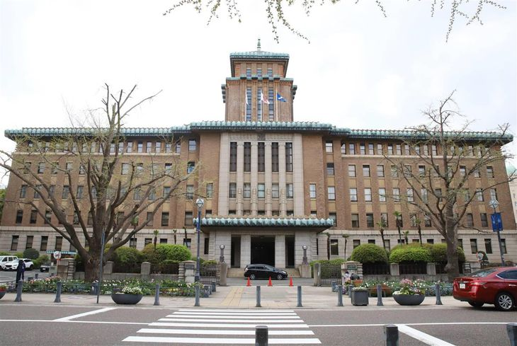 神奈川県庁本庁舎