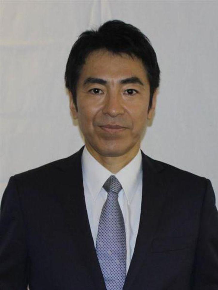 大津市長選への立候補を表明した番組プロデューサーの川本勇氏