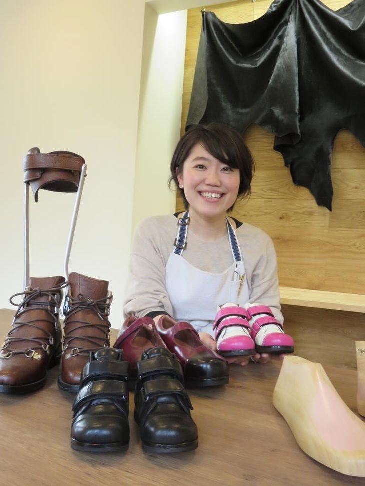 義肢装具士の菅野ミキさん