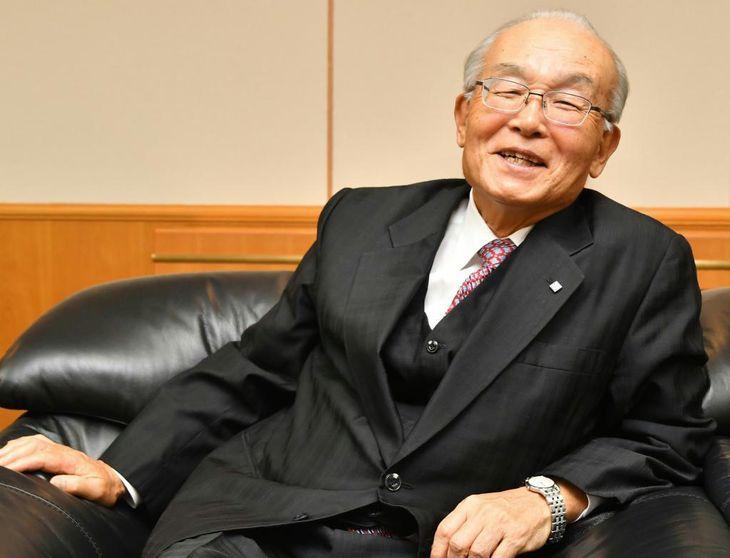 九州経済同友会の貫正義代表委員
