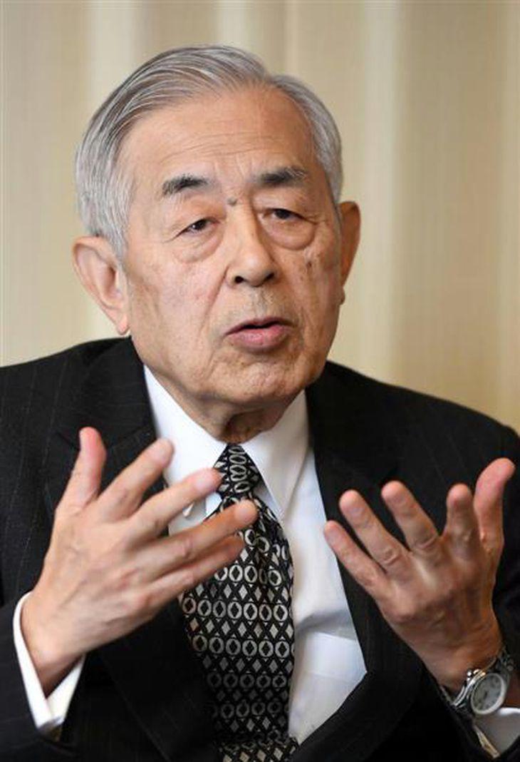 北海道大学名誉教授・木村汎氏(川口良介撮影)