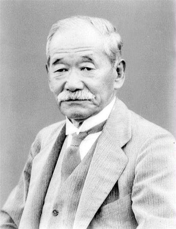 アジアで初めてIOC委員に就任した嘉納治五郎