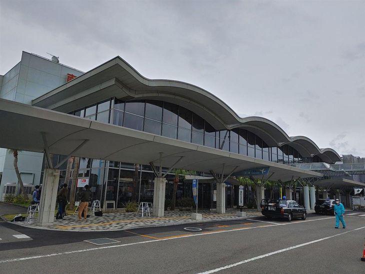 南紀白浜空港=和歌山県白浜町