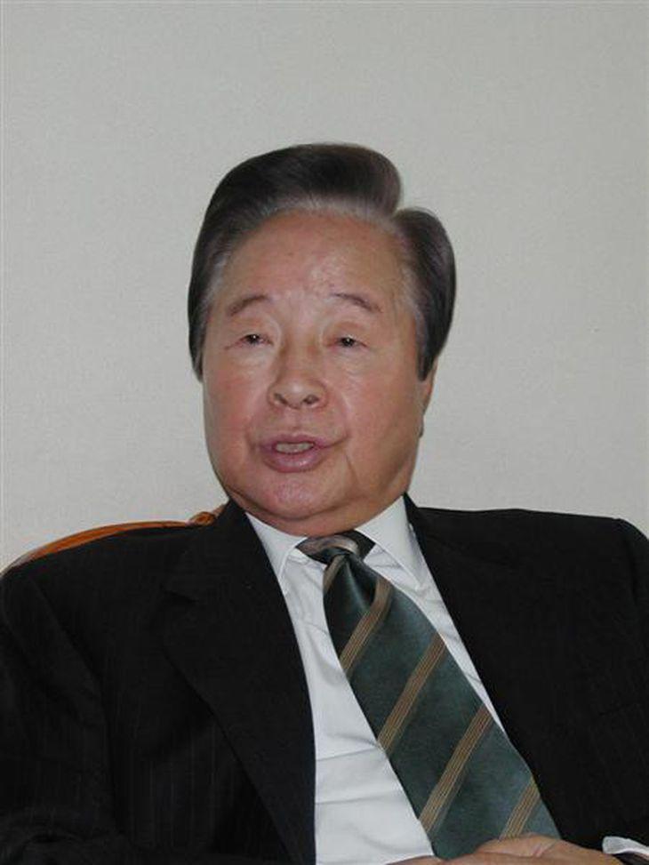 金泳三・元韓国大統領