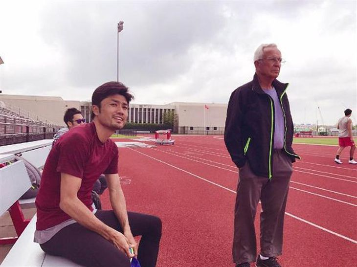 【希代のスプリンター 末続慎吾の告白(4)】「君は速くなる」カール・ルイス育てた名伯楽の言葉に涙 米国でのひたむきなトレーニング