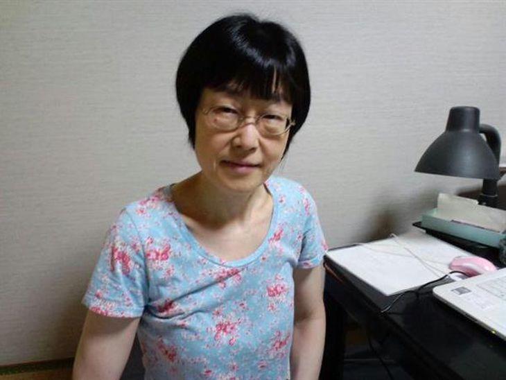 動物行動学研究家、エッセイスト・竹内久美子氏(提供写真)