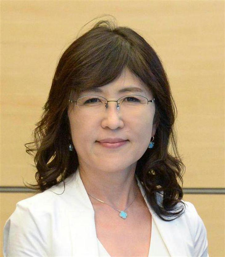 自民党の稲田朋美政調会長