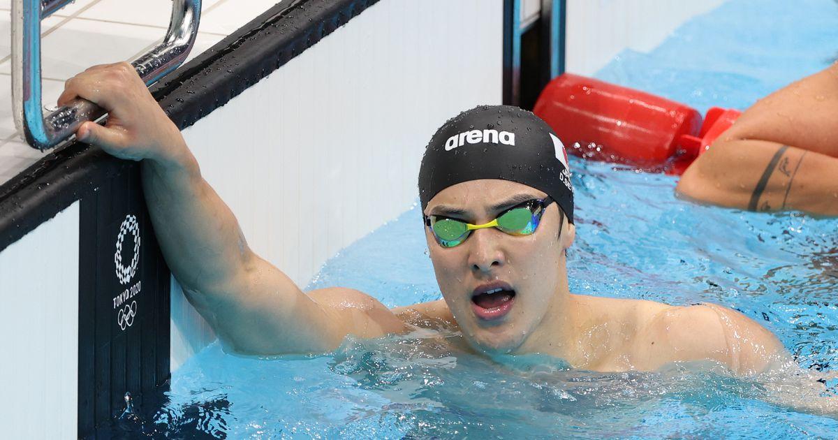 競泳陣、負の連鎖 不慣れな夜の予選、地の利も生かせず