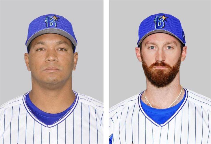 DeNAのロペス内野手、パットン投手