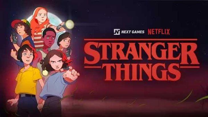 人気ホラーをベースにしたゲーム「ストレンジャー・シングス」