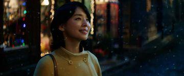 11月1日から放映されている表情プロジェクトの第2弾CMに出演している石田ゆり子さん