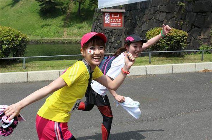 祝日に「日の丸ラン」 五輪選手応援にも 日本JCが企画
