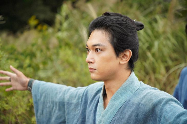 「青天を衝け」では吉沢亮さん演じる渋沢栄一の生涯が描かれる(第1回「栄一、目覚める」より)