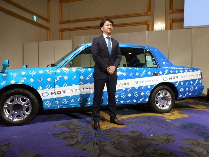 DeNAが京都・大阪でタクシー配車に参入 米国・中国勢と競争本格化